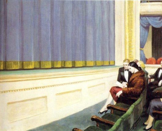 first_row_orchestra_by_edward_hopper