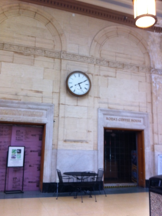 Lancaster PA Amtrak Station